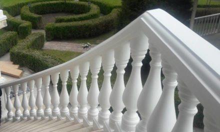 Классификация балясин, способы крепления, конструкции лестниц