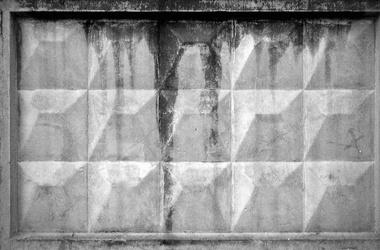 В США нашли автора знаменитого советского бетонного забора с ромбиками